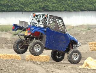 dune buggy landing