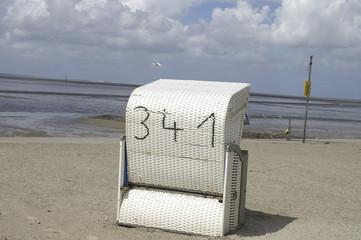 strandkorb 341
