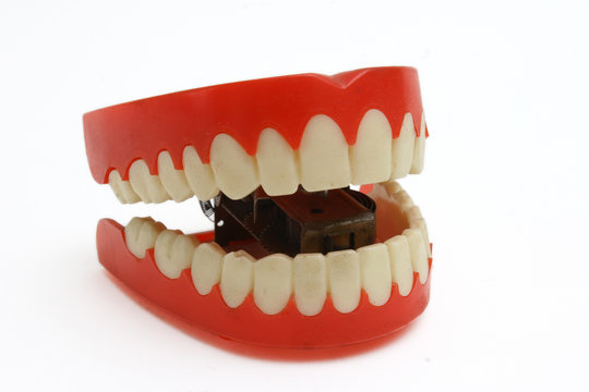 vintage toy teeth
