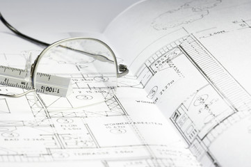 cad architektur plan 06