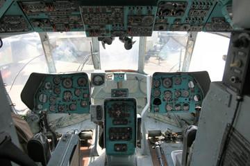 cockpit mi24