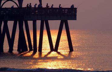 sunrise pier anglers