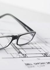 plan,lunettes