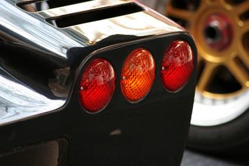 racing car lights
