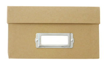 filing box