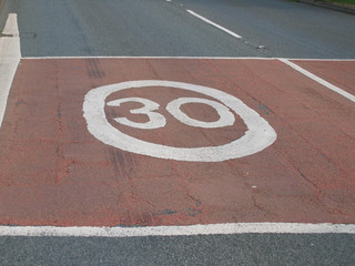 Fotobehang Route 66 30