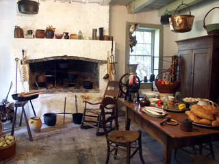 plantation kitchen