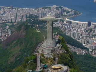 jesus cristo city view