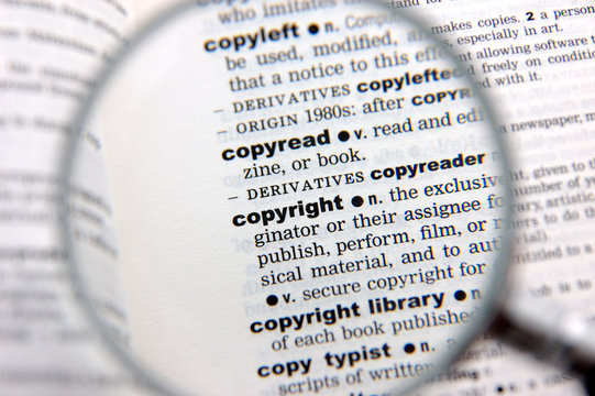 definition of copyright