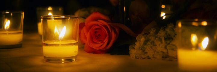 Obraz romance - fototapety do salonu