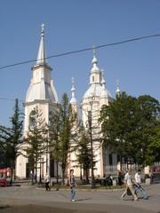 a high church