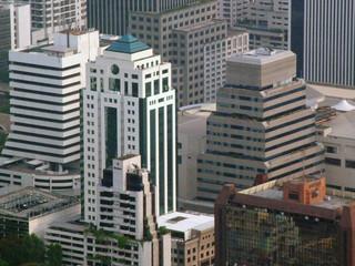 immeubles, thailande