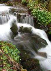cascade filée