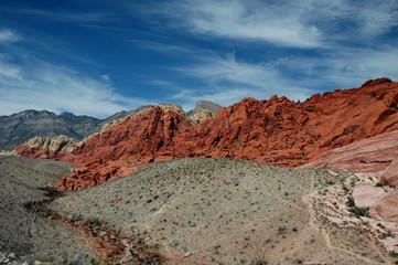 red rock desert scenes 12