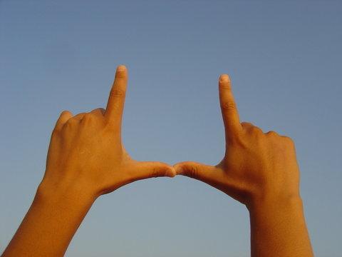 cadre main