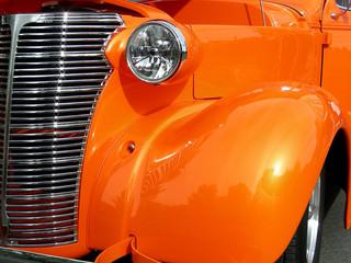 orange fender
