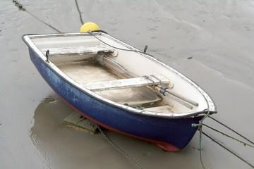 la barque echouee