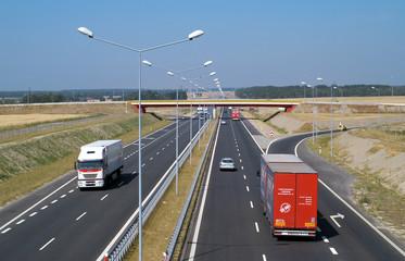 Fototapeta highway a4 obraz