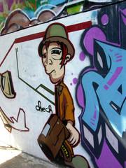 graffiti, genève