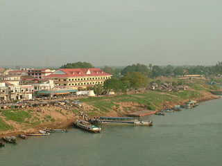 kompong cham, cambodge