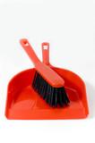 kleiner besen mit schaufel stockfotos und lizenzfreie bilder auf bild 1044150. Black Bedroom Furniture Sets. Home Design Ideas