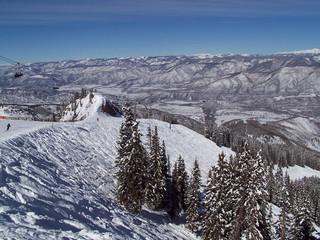 ski au colorado