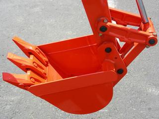 orange claw