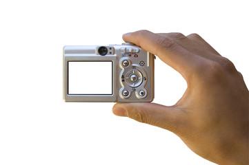 camera template