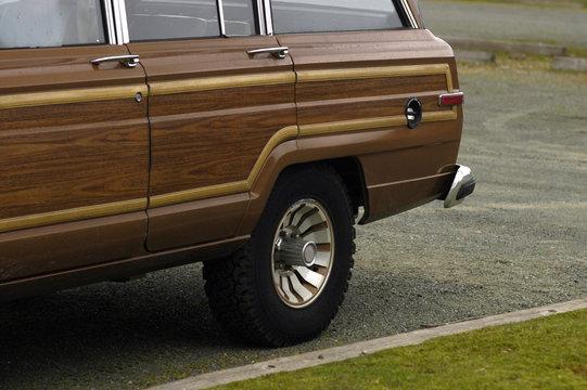 seventies american station wagon