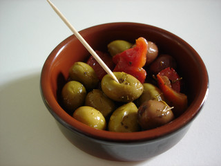 apéro espagnol