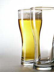 beer in pub mug