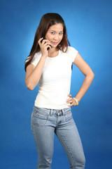 cellphone girl