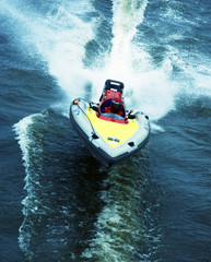 Photo Blinds Water Motor sports boat race