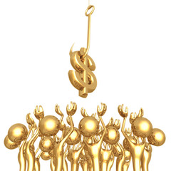 crowd sourcing dollar