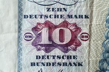 zehn deutsche mark
