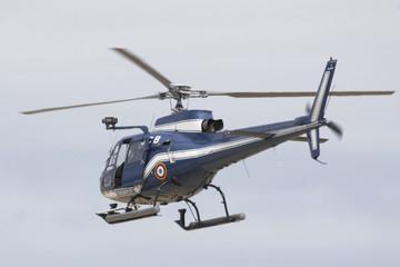 hélicoptère.
