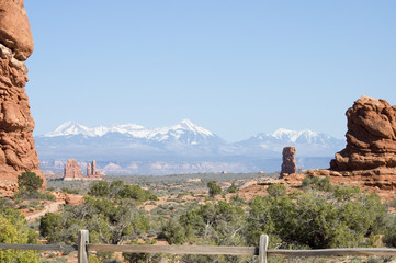 touring in arches national park 12