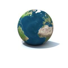 la terre en solo