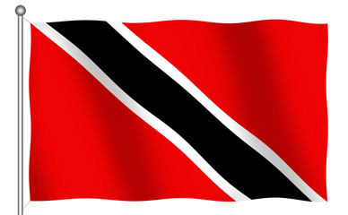 flag of trinidad tobago