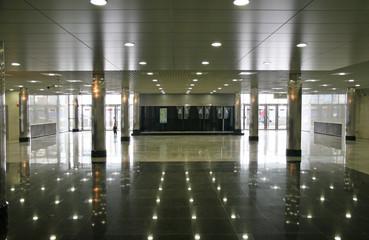 subway lobby