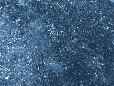 dark ice background