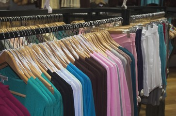 the clothing store 6