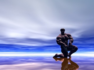 the bodybuilder two