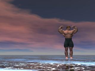 the bodybuilder seven