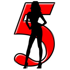 sexy number_5