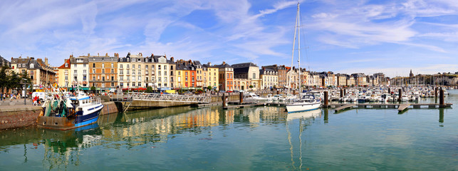 Photo sur Aluminium Port port de dieppe