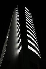 night skyscraper in china