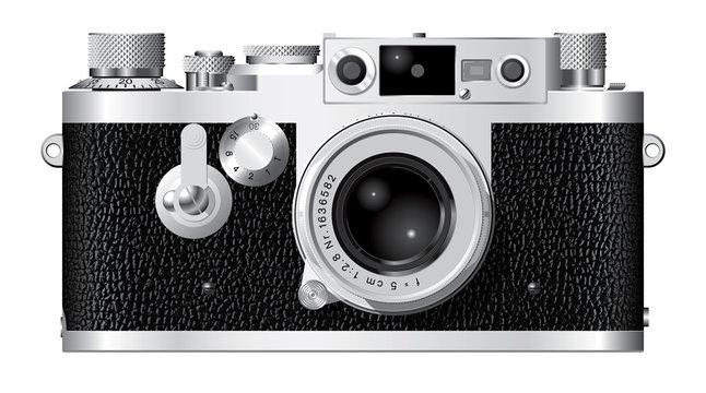 rangefinder camera iii