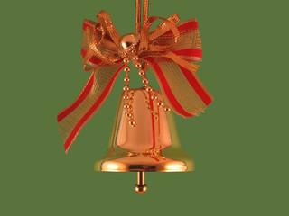 christmas bell ornament 2