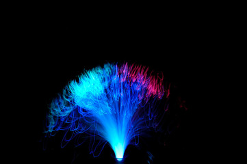fibre glass lamp
